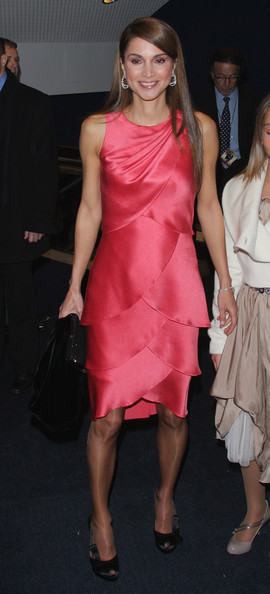 Glamorous Fashion And Style Queen Rania Al Abdullah