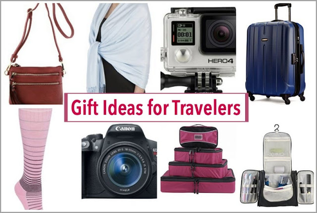 The Top 12 Gift Ideas for Travelers