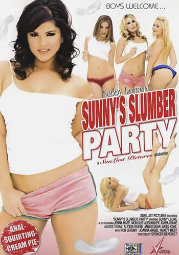 [18+] Sunny Leones Slumber Party 2017 HDRip 720p MKV 250MB