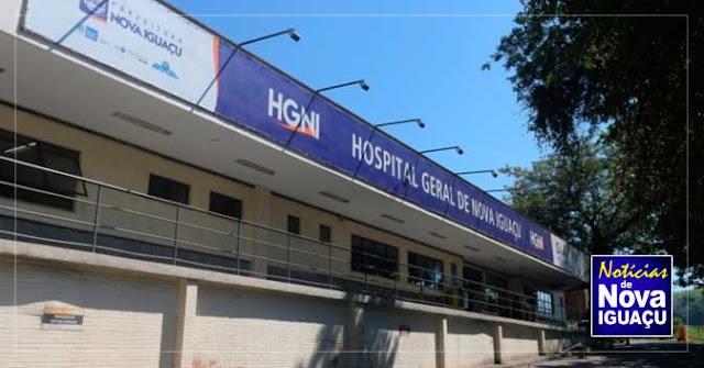 Hospital Geral de Nova Iguaçu passa por manutenção nesta quinta-feira (9)