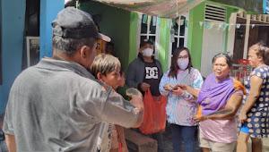 Merasa Sepenanggungan Ketua PKB Manado Bantu Korban Terdampak Banjir Di Singkil