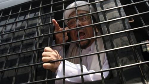 Wow! Habib Rizieq Bisa Ganggu Pilpres 2024 dari Dalam Penjara
