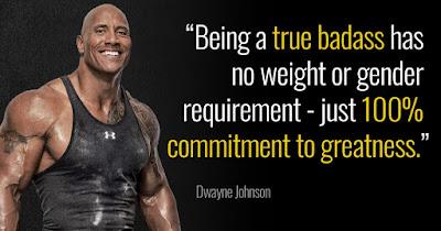 Dwayne Rock Johnson Quotes