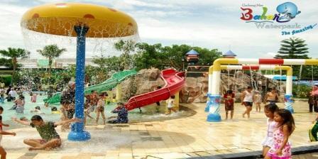 Menikamati Liburan Di Wisata Air Gerbang Mas Bahari Waterpark Tegal
