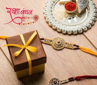 raksha bandhan gift hamper