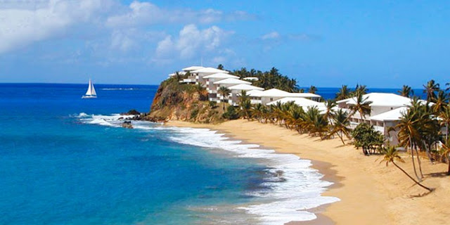 Curtain Bluff Resort - All Inclusive is one of the Caribbeans finest luxury included tennis & spa resorts in Antigua. With 2 beaches, beautiful restaurants, all in a tucked away private setting.