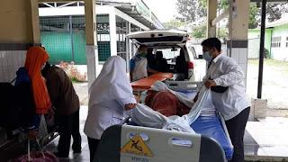 Berita Duka, Anak Penderita Gizi Buruk Asal Tapteng Hembuskan Nafas Terakhir di Medan