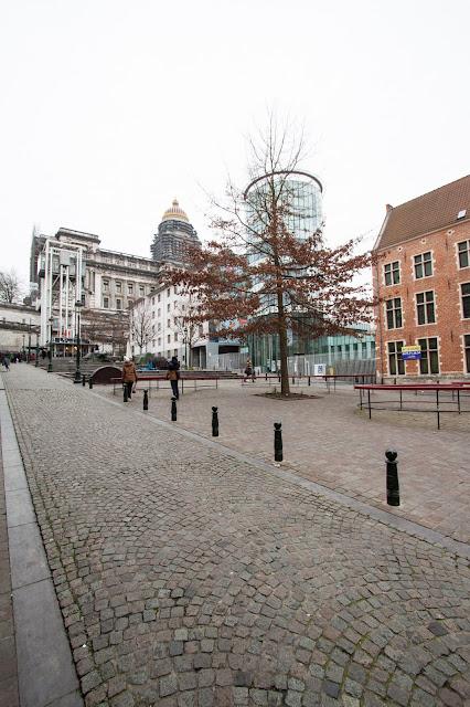 Quartiere Marolles-Bruxelles