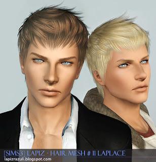 http://lapizrazuli.blogspot.com.br/2013/01/sims3-hair-mesh-11-laplace_9.html
