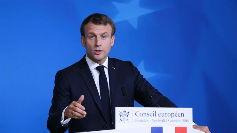 French president calls Bosnia a 'ticking time-bomb'