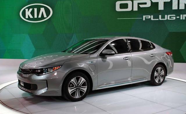 2017 Kia Optima Release Date