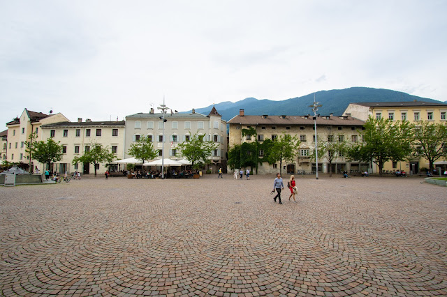Piazza Parrocchia-Bressanone