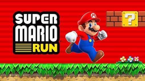 Super Mario Run Mod-APK 3.0.16