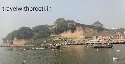 प्रयागराज किला या इलाहाबाद किला - Prayagraj Fort or Allahabad Fort