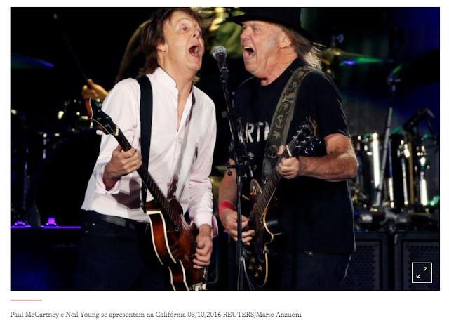 Paul McCartney anuncia novo disco solo para dezembro
