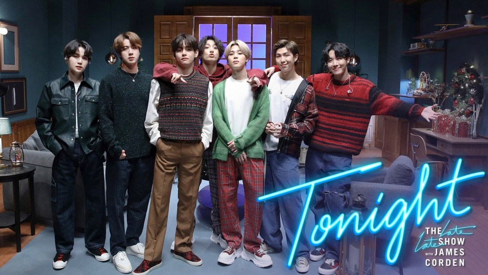 BTS Will Performed 'Life Goes On' on 'The Late Late Show with James Corden'!