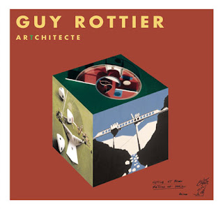Livre ArTchitecte, Guy Rottier, editions Alternatives 2008