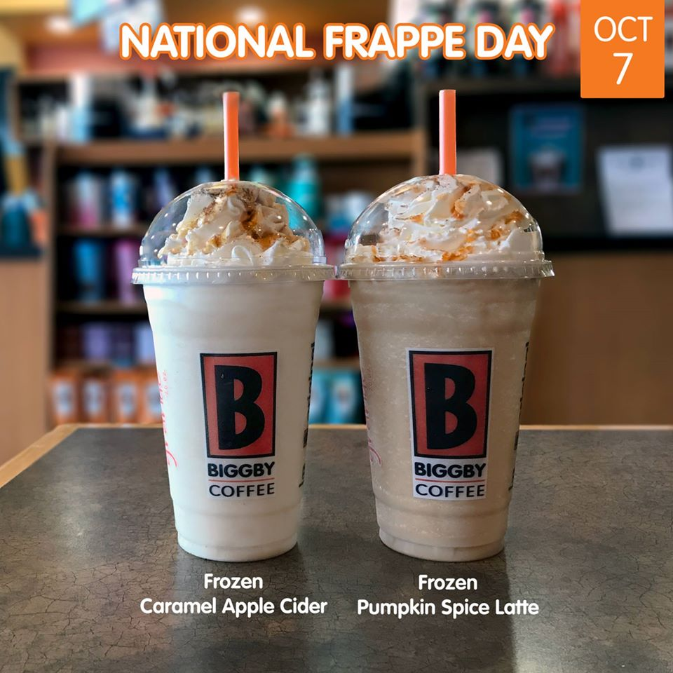 National Frappe Day Wishes For Facebook