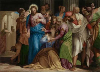 L'esorcismo di Maria Maddalena