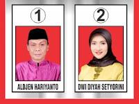 Dwi Diyah Setyorini Terpilih Kembali Menjadi Kepala Desa Rambipuji Periode 2019 - 2025