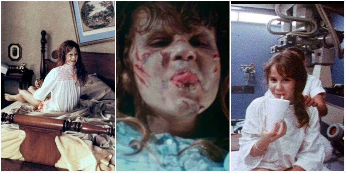 "60 Rare and Amazing Behind the Scenes Photos From the Making of ""The Exorcist"" (1973)"