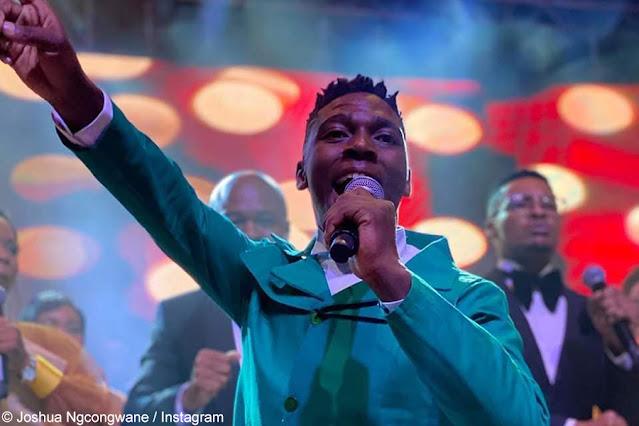 Tshwane Gospel Choir featuring Joshua Ngcongwane