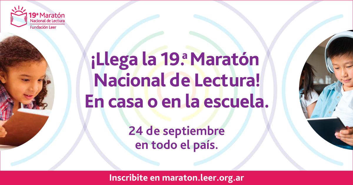 Maratón de Lectura 2021