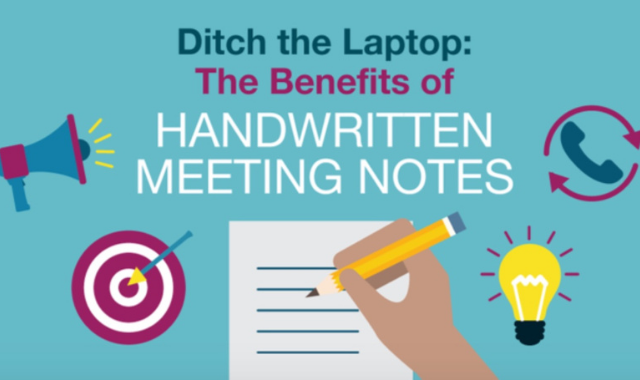 How to Take Notes During a Meeting