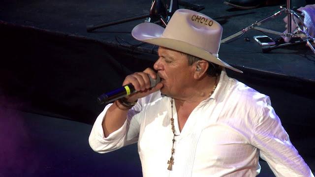 """Cantante de música llanera """"El Cholo"""" Valderrama confirmó su participación en concierto para ayuda humanitaria."""