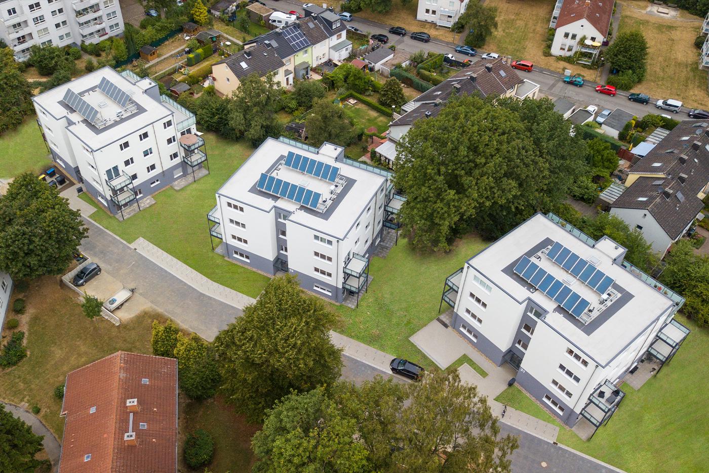 Modular Multi-Storey Apartment Building in Bochum, Germany ...