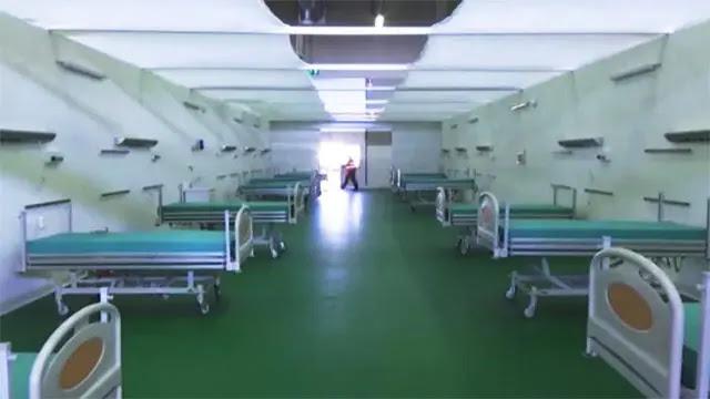 مراكش ... البدء في تهيئة مستشفى ميداني لمواجهة الارتفاع  في إصابات كورونا بالجهة