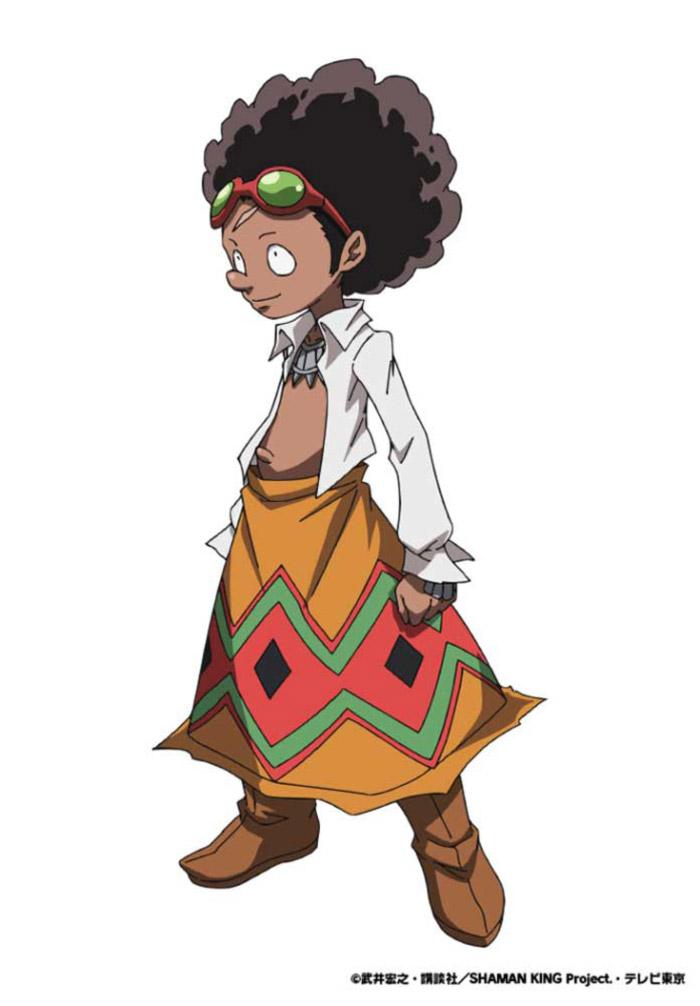 Shaman King anime (2021) - Chocolove