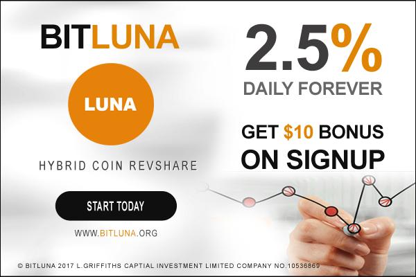 Bitluna - Luna Coin