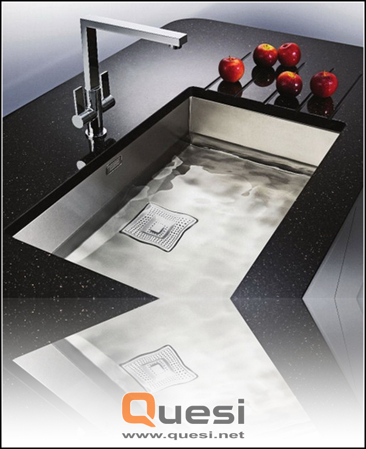 Kitchen sinks for dish-washing