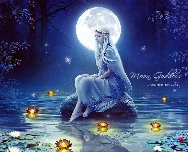 Febe - Deusa Titã da Mitologia Grega