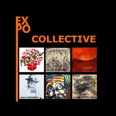 Exposition Collective - Micheline Mathieu à MELLE