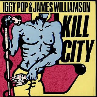 Iggy Pop, James Williamson, Kill City