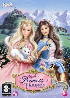 Xem Phim Barbie Nàng Công Chúa Bất Đắc Dĩ - Barbie as the Princess and the Pauper