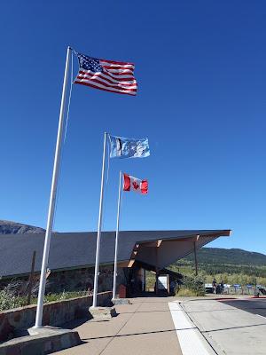 St. Mary Visitor Centre, Glacier National Park