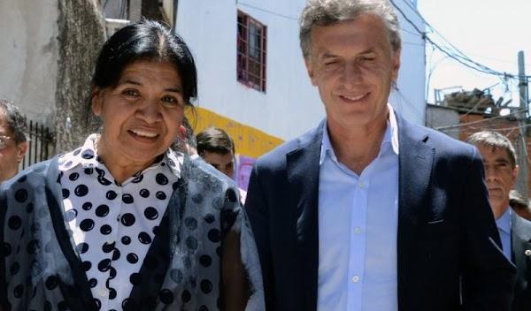 Margarita Barrientos: ''si uno busca trabajo, lo encuentra''
