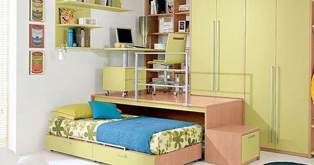 Como ordenar un dormitorio peque o - Diseno de dormitorios pequenos ...
