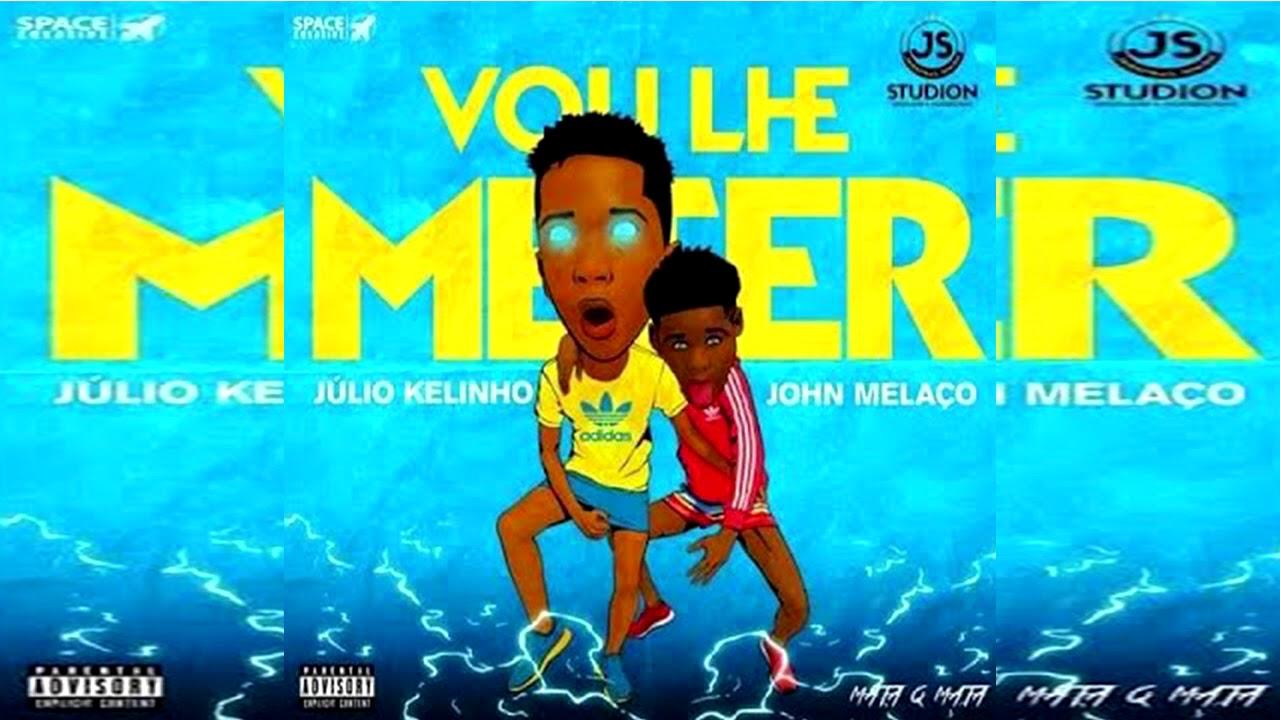 """""""Vou Lhe Meter"""" de John Melaço e Júlio Kelinh"""