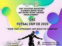 ORI FUTSAL CUP III Kuy Ramaikan