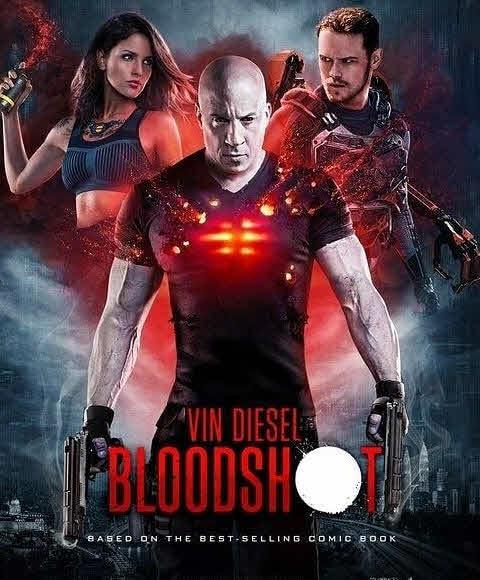 مشاهدة فيلم Bloodshot 2020 مترجم