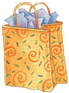 bolsa de regalo de cumpleaños