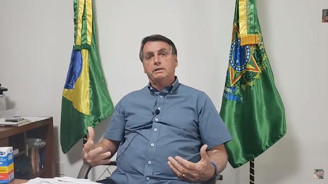 Bolsonaro diz que quer definir novo ministro da Educação até amanhã
