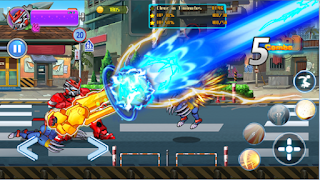 Super fighter-Team of armor APK