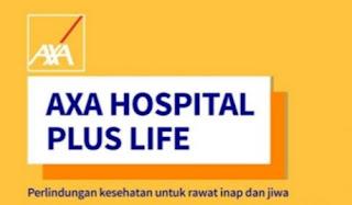 Asuransi Kesehatan AXA Hospital Plus Life