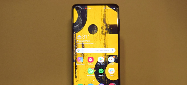 Samsung Galaxy M40 Goes on Open in India 2019