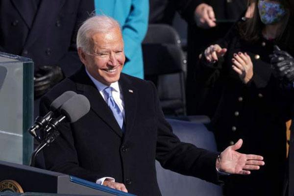 Day of Democracy, Day of America: Joe Biden